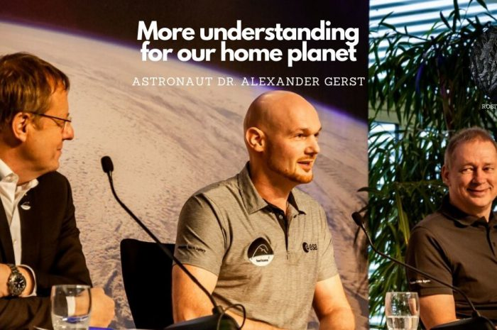 Alexander Gerst: More understanding for our home planet