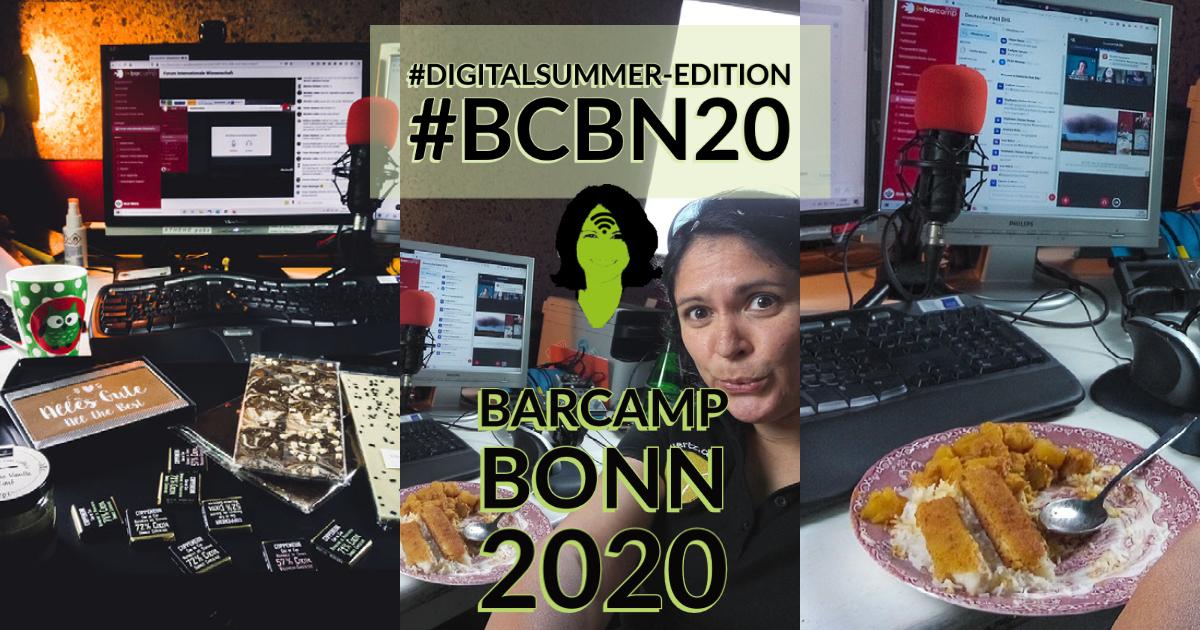 Beitragsbild Barcamp Bonn 2020