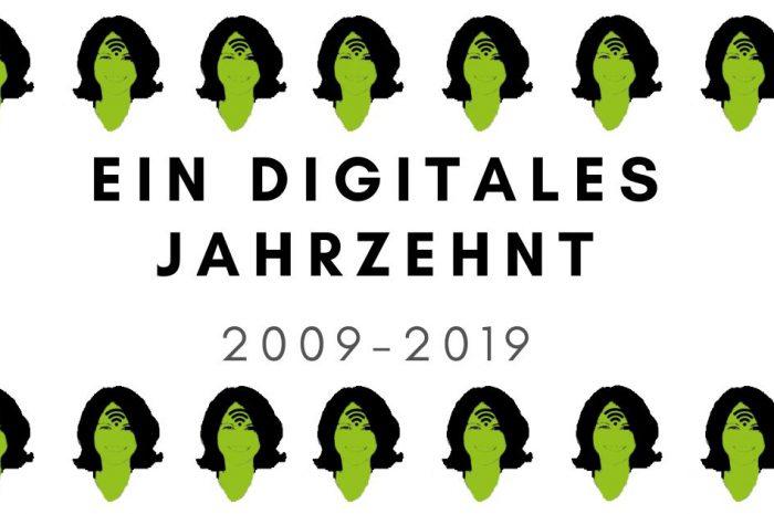 Ein digitales Jahrzehnt