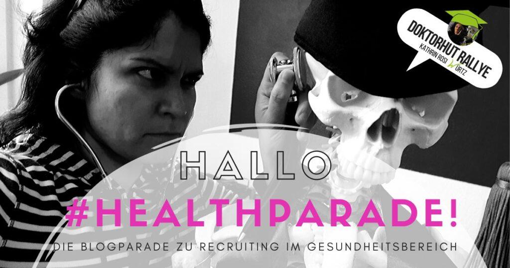 Beitragsbild Blogparade #Healthparade