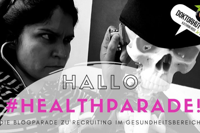 Hallo #Healthparade!