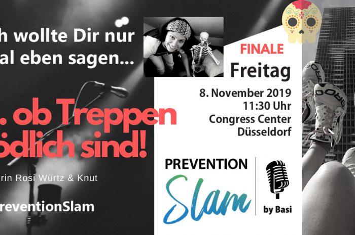 Prevention Slam 2019