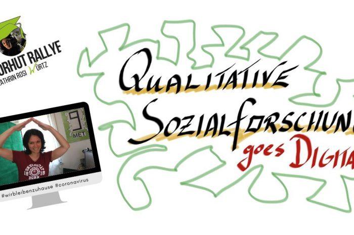 ProMotion #019: Qualitative Sozialforschung online