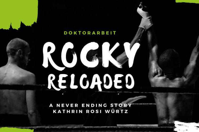 ROCKY reloaded: Relevanz für die Gesellschaft