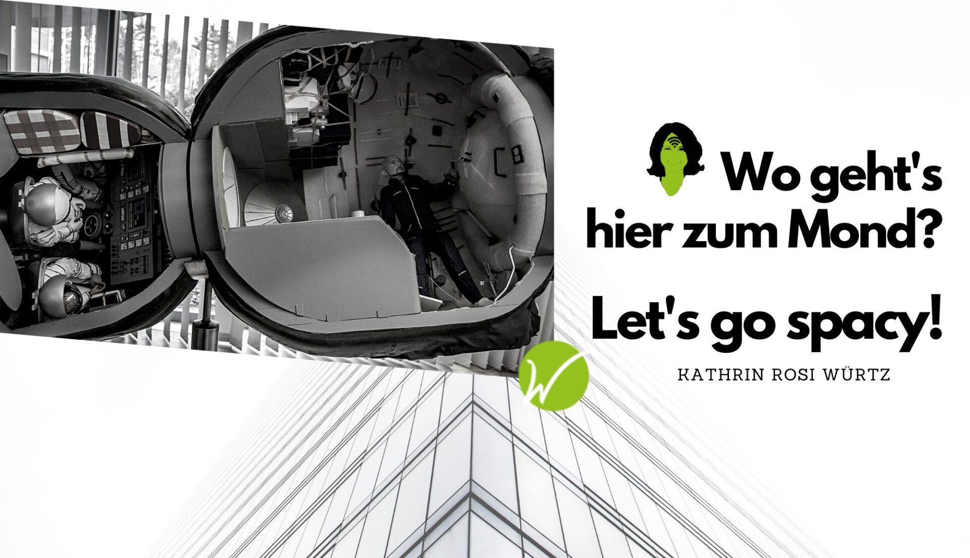 Headerbild rosiwuertz.com Space und Raumfahrt